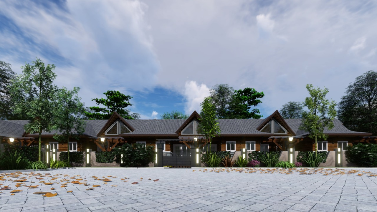 Alterations and additions to Heritage Resort- Naivasha
