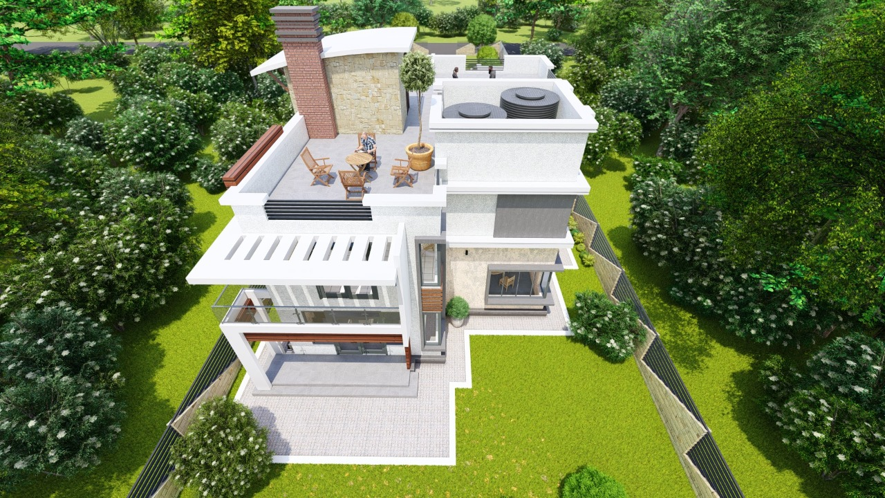 Proposed resident house- Mushroom Kiambu Road
